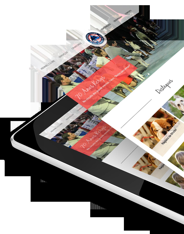 iPad PSD Mockupkennel