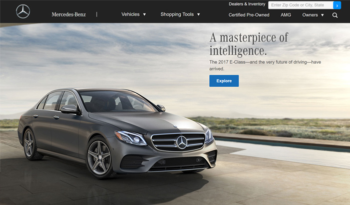 mercedes-benz-wordpress-sites