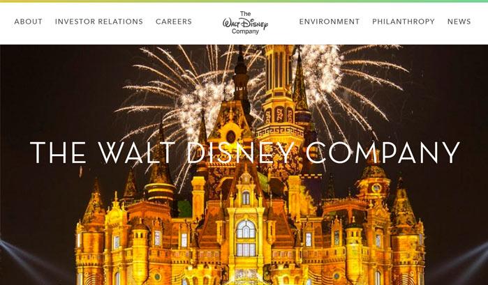 the-walt-disney-company-wordpress-sites
