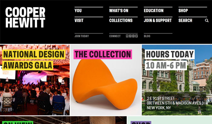 cooper-hewitt-wordpress-sites